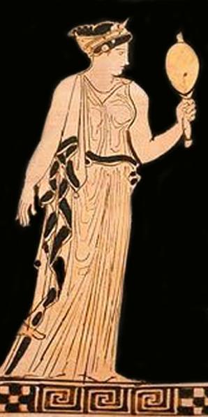Облик богини Иасо